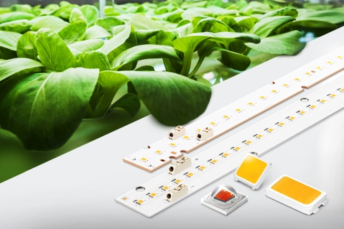 new horticultural LEDs
