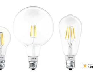 These filaments have ears, all three of them — the Classic, Globe and Edison